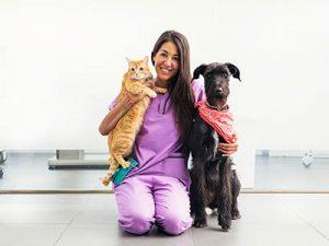Cursos de auxiliar técnico veterinario